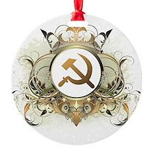 Stylish Soviet Ornament