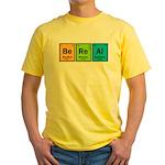 Be Real Yellow T-Shirt