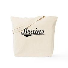 Brains, Aged, Tote Bag