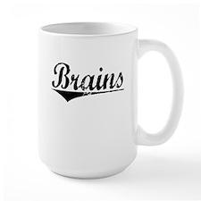 Brains, Aged, Mug