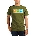Be Real Organic Men's T-Shirt (dark)