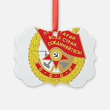 Red Standart's Order Ornament