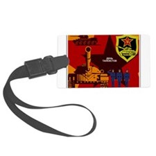Tankman Day Luggage Tag