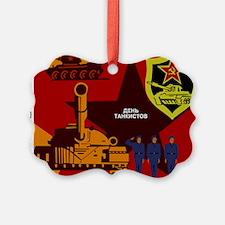 Tankman Day Ornament