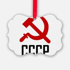 CCCP Ornament