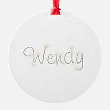 Wendy Spark Ornament