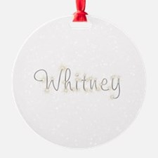 Whitney Spark Ornament