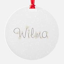 Wilma Spark Ornament