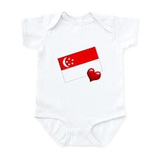 Singapore Infant Creeper