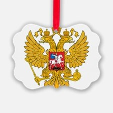Russia Coat Of Arms Ornament