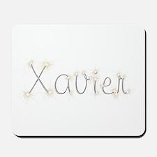Xavier Spark Mousepad