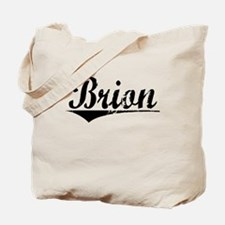 Brion, Aged, Tote Bag
