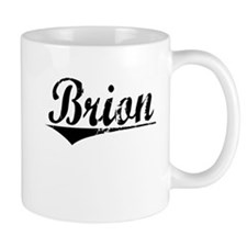 Brion, Aged, Mug