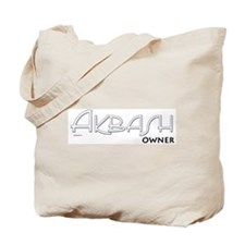 Akbash Owner Tote Bag