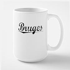 Bruges, Aged, Mug