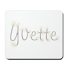 Yvette Spark Mousepad