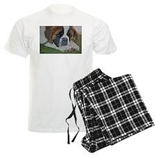 St. Bernard Pajamas