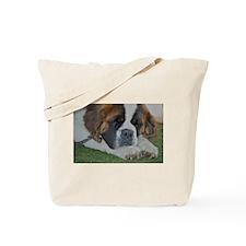 St. Bernard Tote Bag