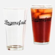 Brynrefail, Aged, Drinking Glass