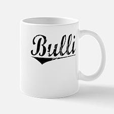 Bulli, Aged, Mug
