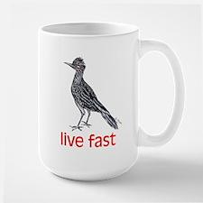 live fast Mug