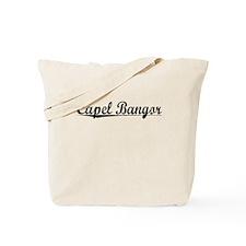 Capel Bangor, Aged, Tote Bag