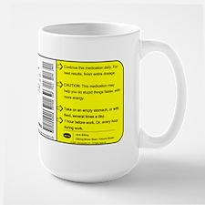 Coffee Perscription Mugs