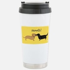 Cute Dachsie Travel Mug