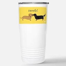 Cute Dachsund dog Travel Mug
