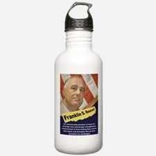 Our National Determination - FDR Water Bottle