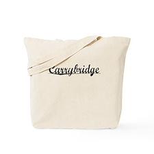 Carrybridge, Aged, Tote Bag