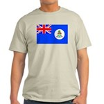Cayman Islands Ash Grey T-Shirt