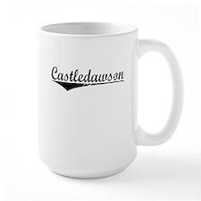 Castledawson, Aged, Mug