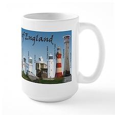 Lighthouses Of England MugMugs