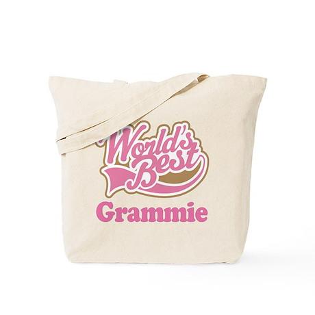 Grammie (Worlds Best) Tote Bag