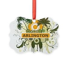Palm Tree Arlington Ornament