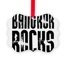 Bangkok Rocks Ornament