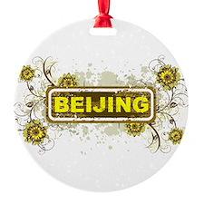 Vintage Beijing Ornament