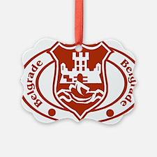Belgrade Ornament