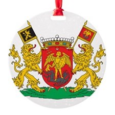 Brussels Coat Of Arms Ornament