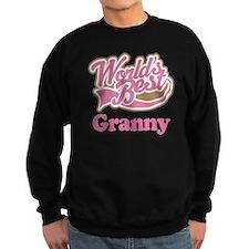 Worlds Best Granny Sweatshirt