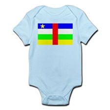 Central African Republic Infant Creeper