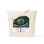 Shed a Crocodile Tear Tote Bag