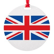 United Kingdom Flag Ornament