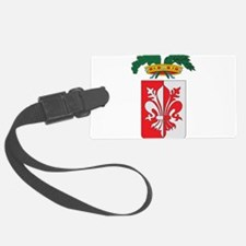Florence Coat Of Arms Luggage Tag