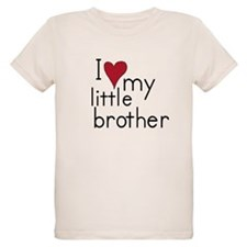 I love my little brother Kids T-Shirt T-Shirt