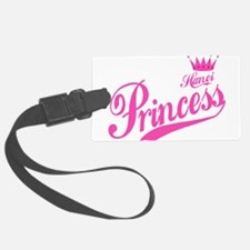 Hanoi Princess Luggage Tag