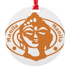 Manila Ornament