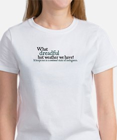 Jane Austen Dreadful Hot Tee