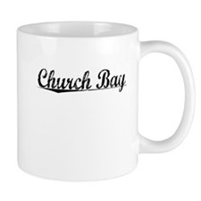 Church Bay, Aged, Mug